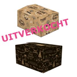 PRE-ORDER: COMBI-DEAL December Surprise Box 2021 - L & XL - Leverbaar week 46