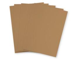 Dutch Doobadoo kaarten 6,4 x 8,9 cm - 50 stuks - Kraft