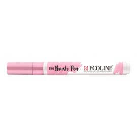 Talens Ecoline Brush Pen - 390 pastelroze