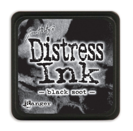 Tim Holtz Distress ink mini - black soot