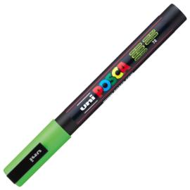Uni Posca Paint Marker PC-3M  - Appelgroen