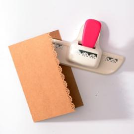 Vaessen Creative - Randpons madeliefje - 4,5 cm