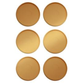 We R Memory Keepers - Gold discs - set van 9