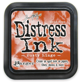 Tim Holtz Distress ink pad - rusty hinge