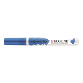 Talens Ecoline Brush Pen - 505 ultramarijn licht