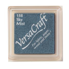 VersaCraft inktkussen small -Sky mist