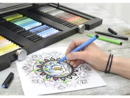 Faber Castell Pitt Artist Pen Brush Skin - set van 12