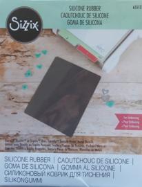 Sizzix Texturz Silicone Rubber