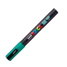 Uni Posca Paint Marker PC-3M  - Emerald groen