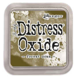 Tim Holtz Distress Oxide Inkt Pads groot - Forest Moss