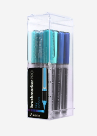 Karin Brushmarker PRO Sky colours - set van 12