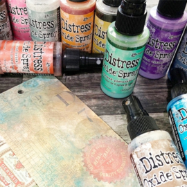 Tim Holtz Distress Oxide Spray - wilted violet