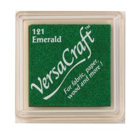 VersaCraft inktkussen small - Emerald