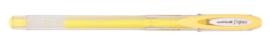 Uni-ball Signo Gelpen - UM-120AC 0,7 mm - Pastel Geel