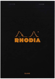 Rhodia Notitieblok A5 No. 16 - 80 vellen - wit papier