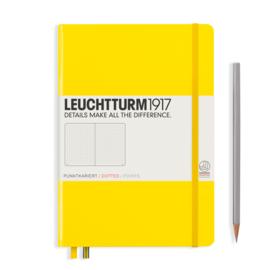 LEUCHTTURM 1917 bulletjournal / Notitieboek A5 - Dotted - Yellow