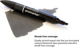 Winsor & Newton promarkers Brush - Black