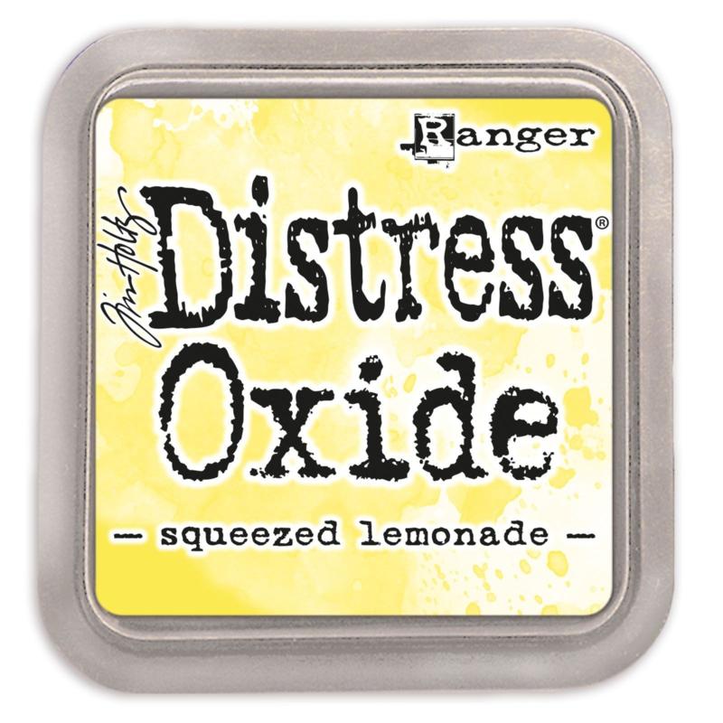 Tim Holtz Distress Oxide Inkt Pads groot - Squeezed lemonade