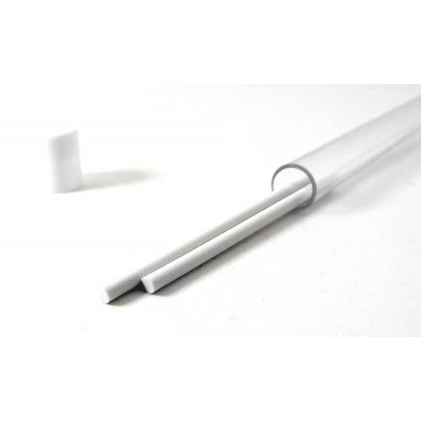 Tombow ER-KUR Mono Zero Gumpen navulling  - extra fijn rond 2,3 mm - set van 2