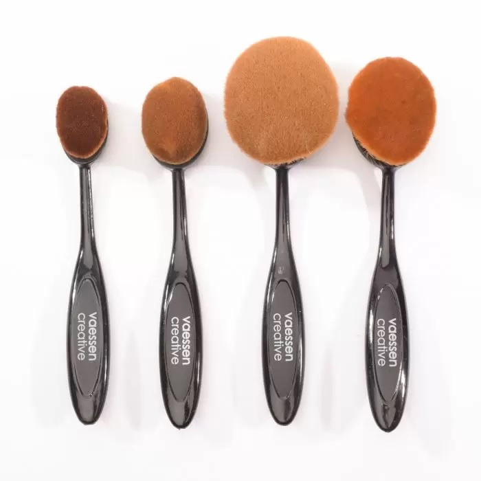 Vaessen Creative - Blending brush - set van 4