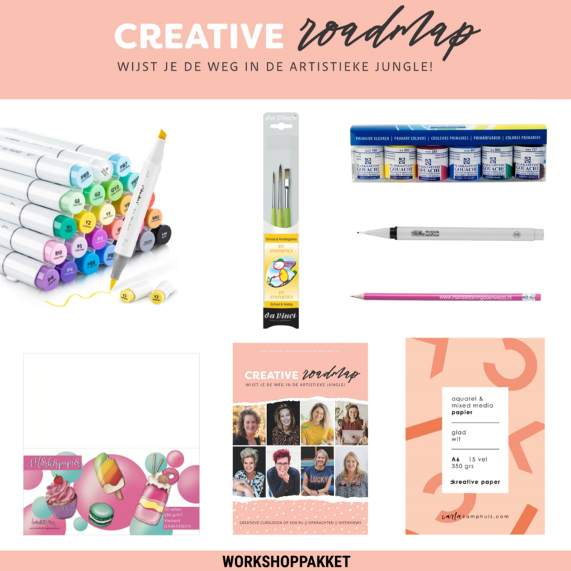 PRE-ORDER: Creative Roadmap Pakket