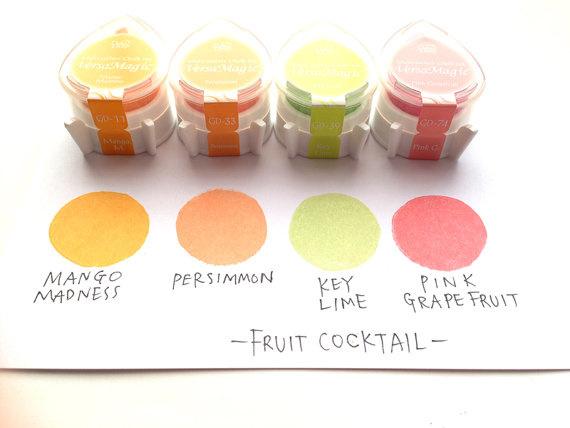 Versa Magic inktkussens Fruit Cocktail