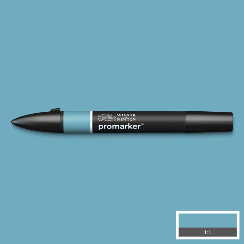 Winsor & Newton promarkers - Verdigris