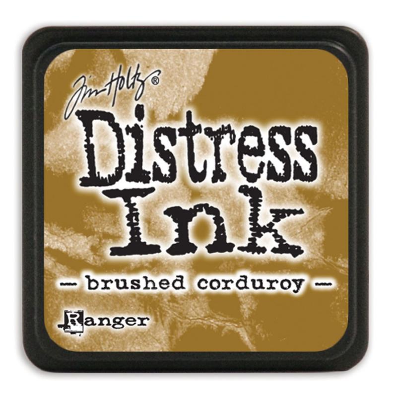 Tim Holtz Distress ink mini - brushed corduroy