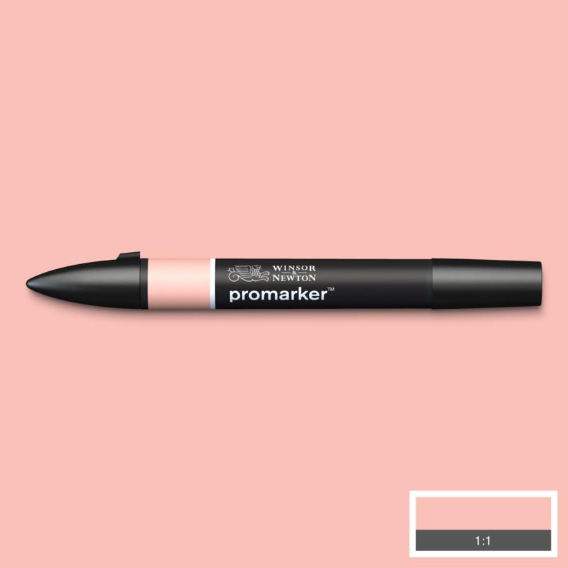 Winsor & Newton promarkers - Pastel Pink
