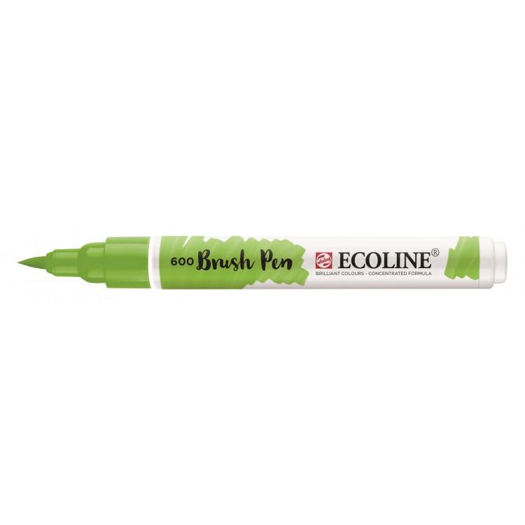 Talens Ecoline Brush Pen - 600 groen