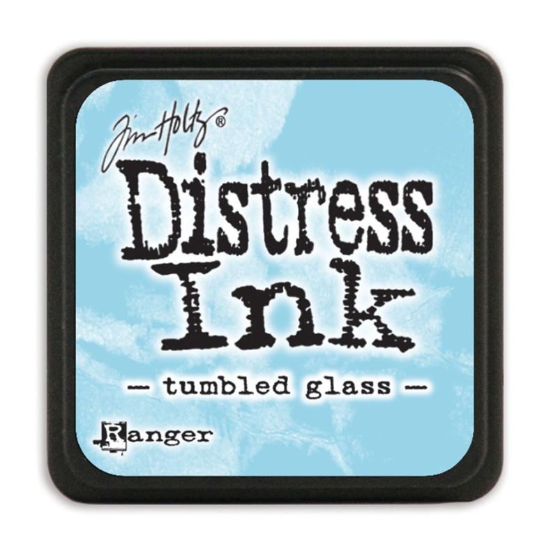 Tim Holtz Distress ink mini - tumbled glass