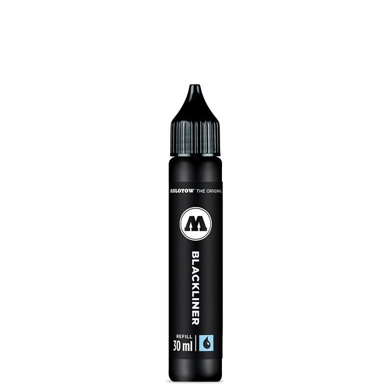 Molotow Blackliner Refill -  30ml