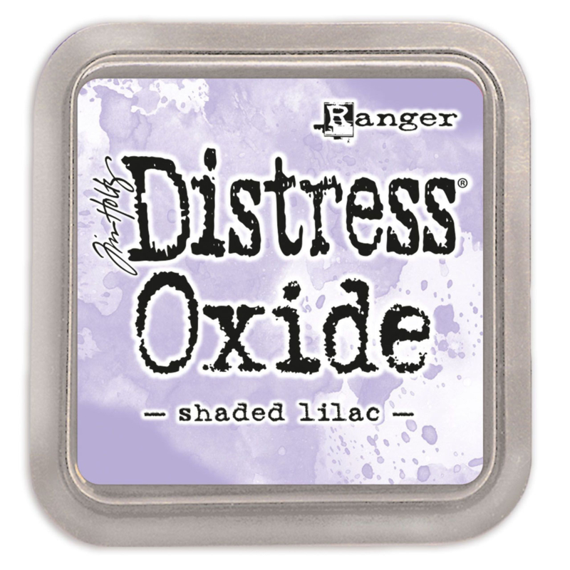 Tim Holtz Distress Oxide Inkt Pads groot - Shaded Lilac