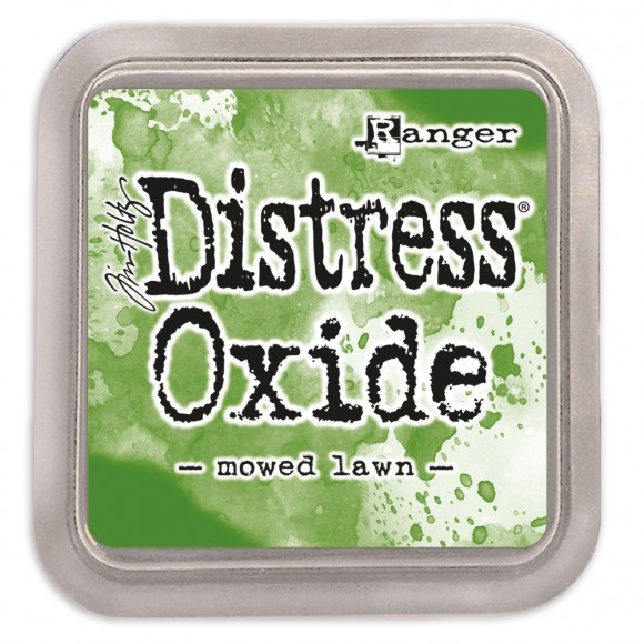 Tim Holtz Distress Oxide Inkt Pads groot - mowed lawn