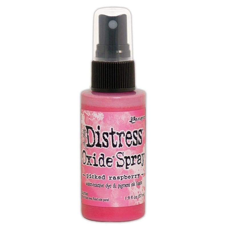 Tim Holtz Distress Oxide Spray - picked raspberry