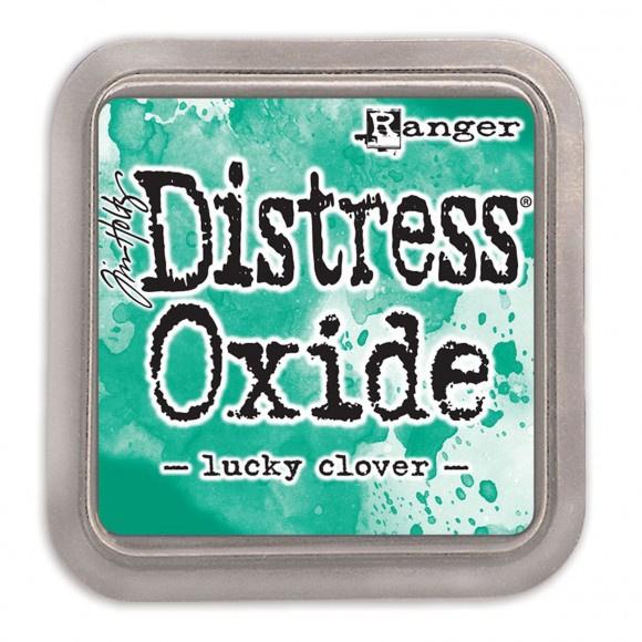 Tim Holtz Distress Oxide Inkt Pads groot - Lucky clover