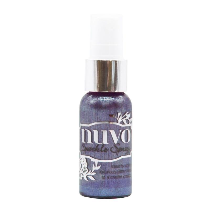 Nuvo - Sparkle Spray Lavender Lining
