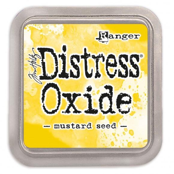 Tim Holtz Distress Oxide Inkt Pads groot - mustard seed