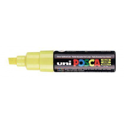 Uni Posca Paint Marker PC-8K - Geel
