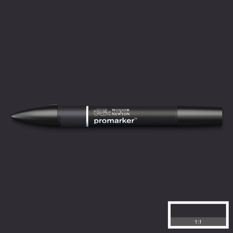 Winsor & Newton promarkers - Black