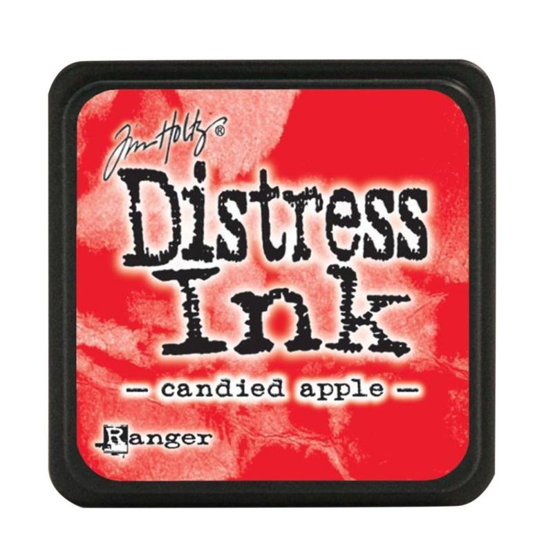 Tim Holtz Distress ink mini - candied apple
