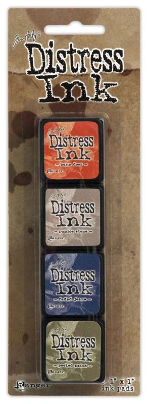 Tim Holtz distress mini ink kit 5