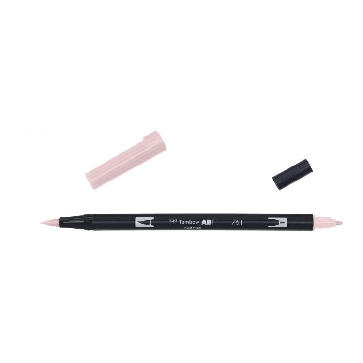 Tombow ABT Dual Brush Pen 761 carnation