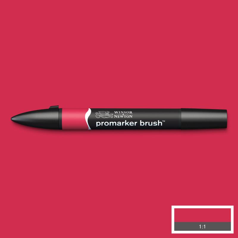 Winsor & Newton promarkers Brush - Ruby