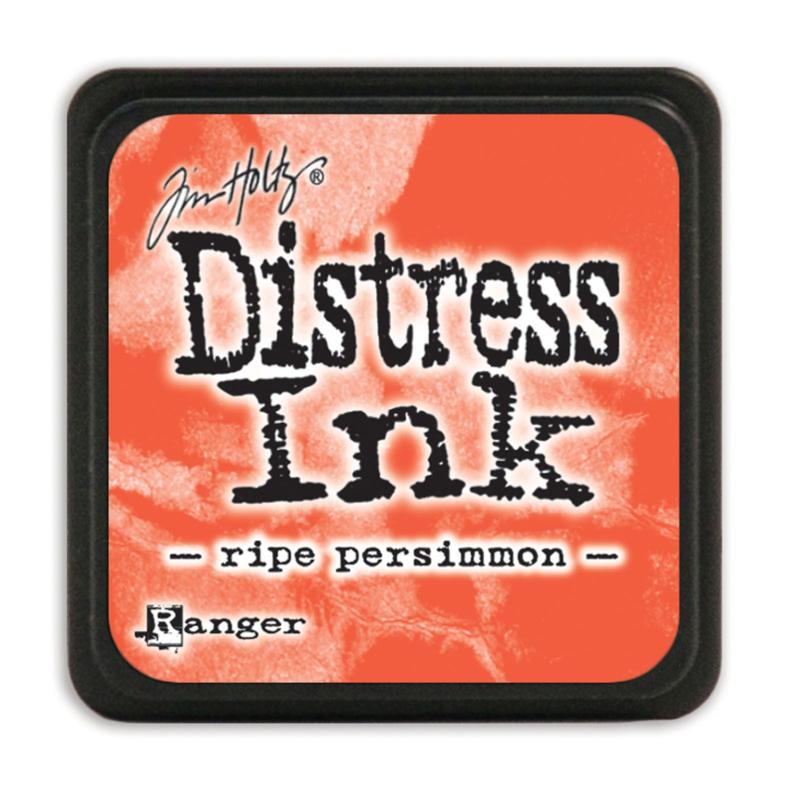 Tim Holtz Distress ink mini - ripe persimmon