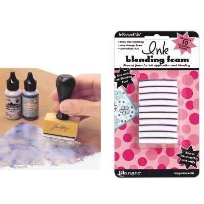 Ranger - Ink spare blending foampads - set van 10