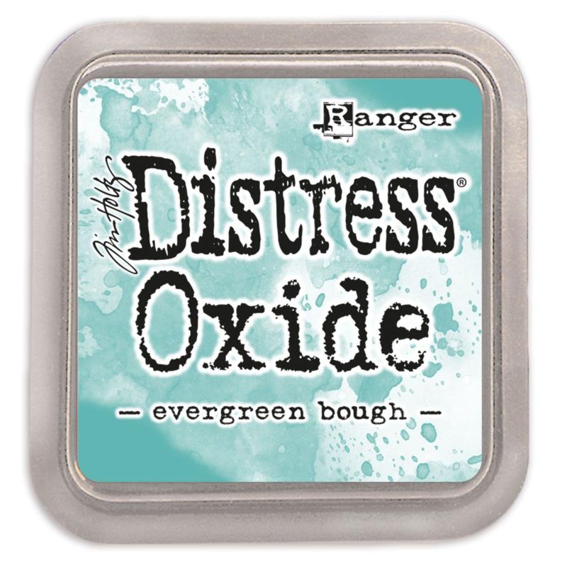Tim Holtz Distress Oxide Inkt Pads groot - Evergreen Bough