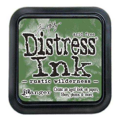 Tim Holtz Distress ink pad - Rustic Wilderness