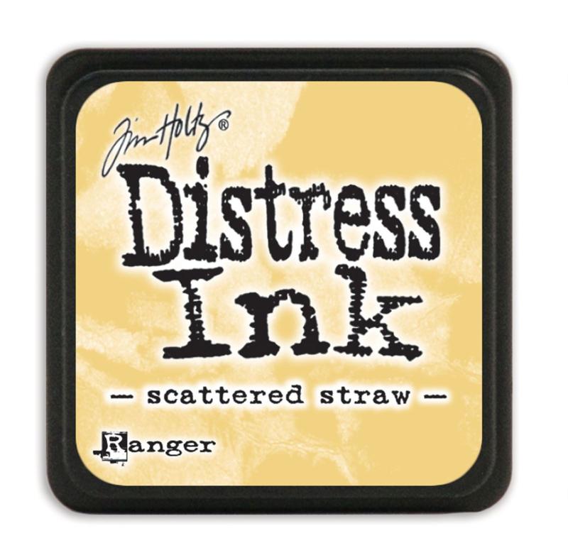 Tim Holtz Distress ink mini - Scattered Straw