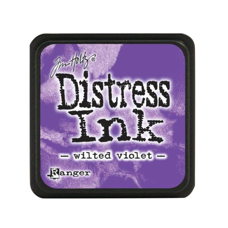Tim Holtz Distress ink mini - Wilted Violet
